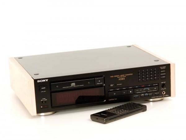 Sony CDP-X 33 ES