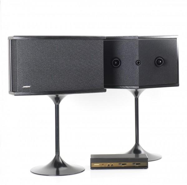 Bose 901 VI mit Ständern