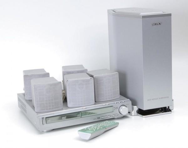 Sony DAV-S 500 SACD