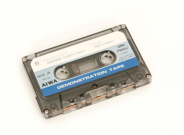 Aiwa DMC-162 Demonstration Tape