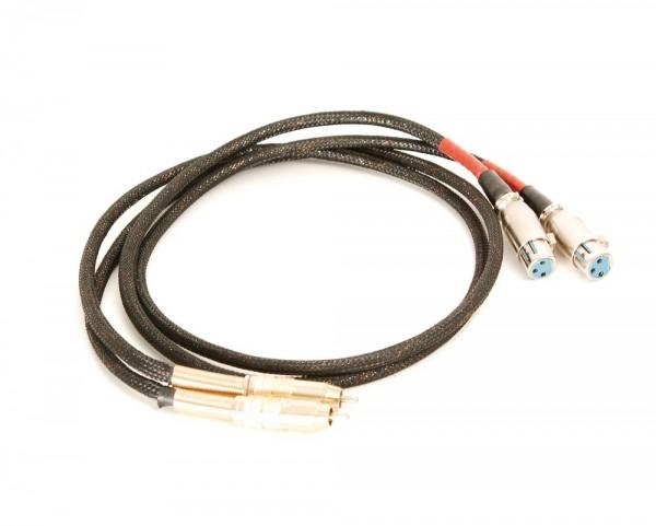 STST Audioline Solid NF VSC Cinch XLR 1.0