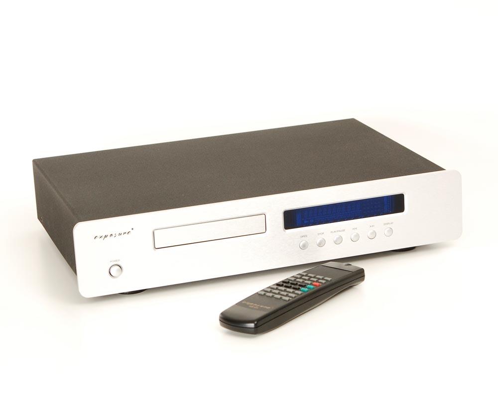 exposure 2010 s2 cd cd player cd ger te ger te. Black Bedroom Furniture Sets. Home Design Ideas