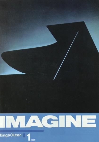 B & O Lieferübersicht 1994 Prospekt / Katalog