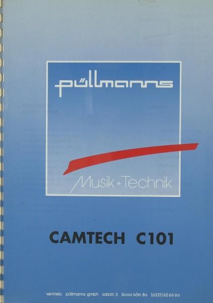 Camtech C 101 Bedienungsanleitung