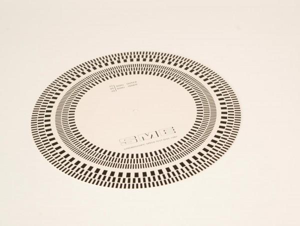 SME 1087 Stroboskopscheibe