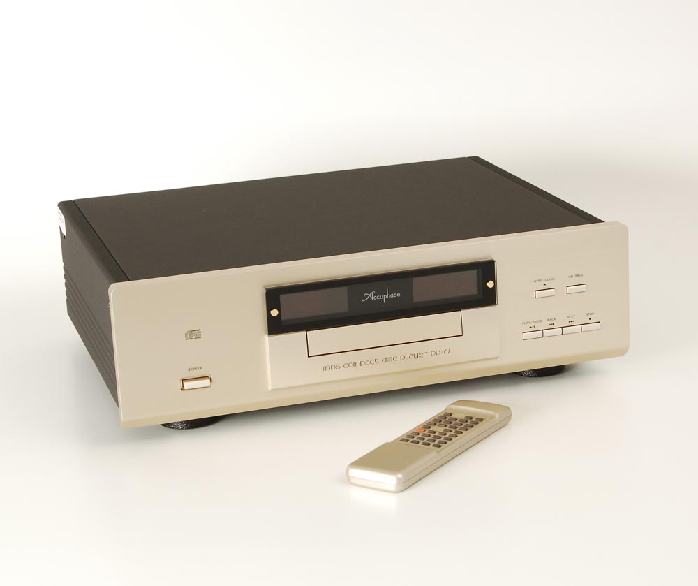 accuphase dp 67 cd player cd ger te ger te. Black Bedroom Furniture Sets. Home Design Ideas