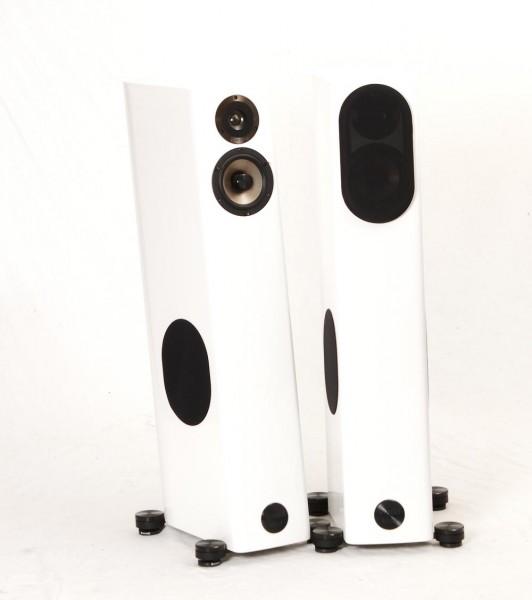 Audio Physic Virgo V hochglanz weiß