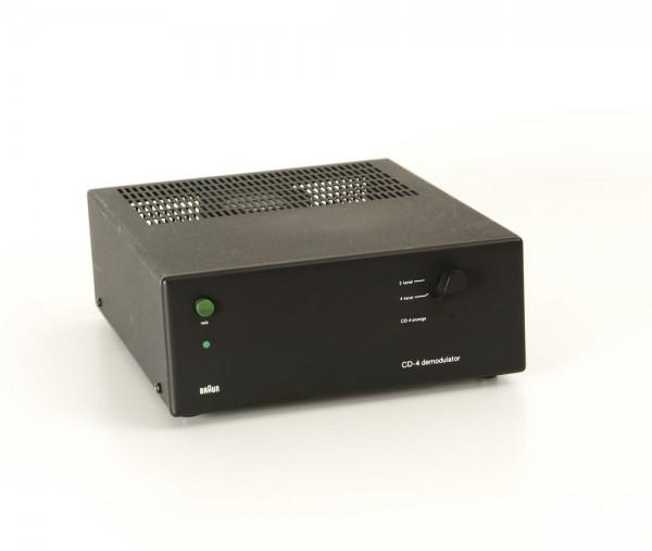 Braun CD-4 Demodulator Quadro Decoder