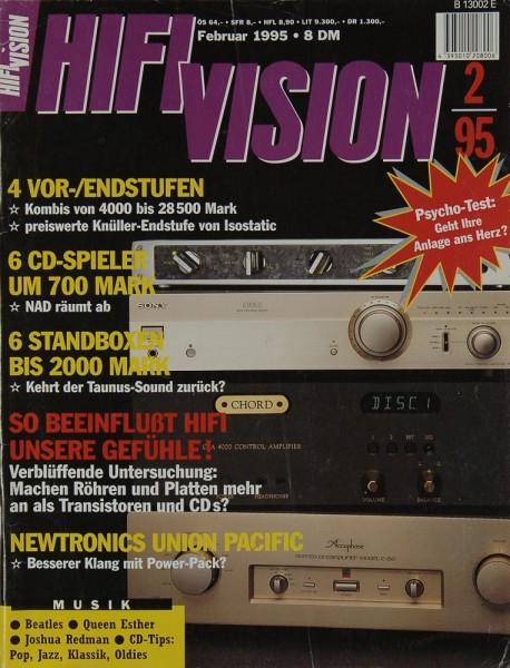Hifi Vision 2/1995 Zeitschrift