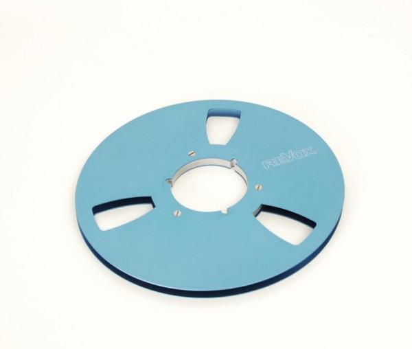 Revox 27er NAB Metall Leerspule blau