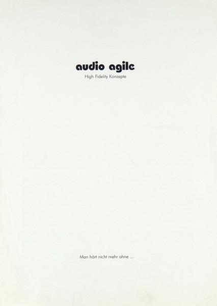 Audio Agile Verschiedene Prospekt / Katalog