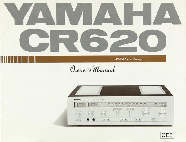 Yamaha CR 620 Bedienungsanleitung
