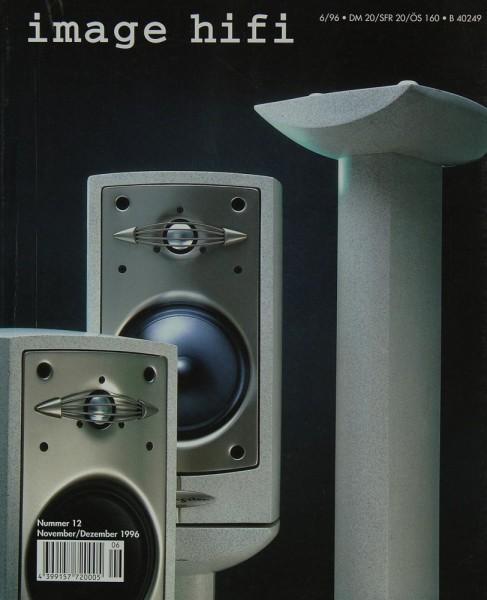 Image Hifi 6/1996 Zeitschrift