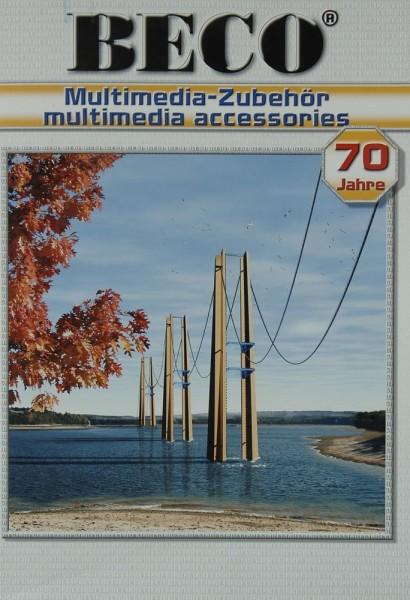 Beco Multimedia-Zubehör Prospekt / Katalog