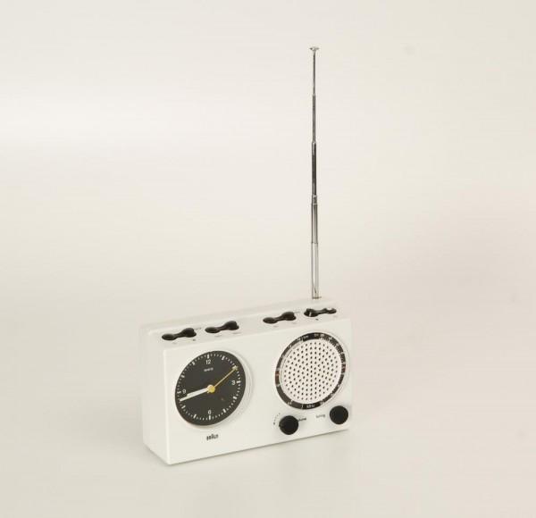 Braun ABR21 4826 Radiowecker weiß