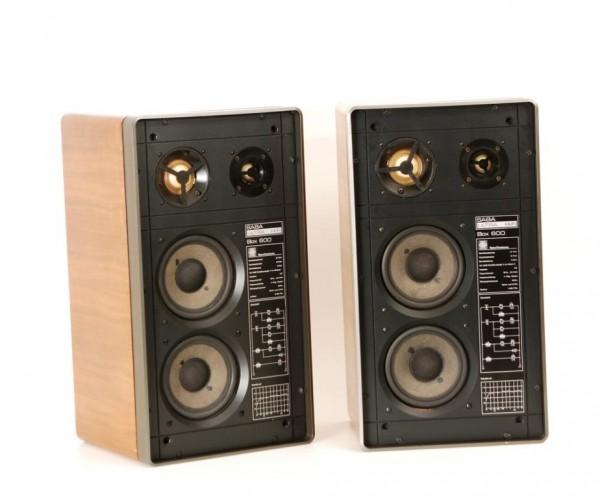 Saba Ultra Hifi Box 600 Bookshelf Speakers
