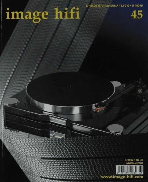 Image Hifi 3/2002 Zeitschrift