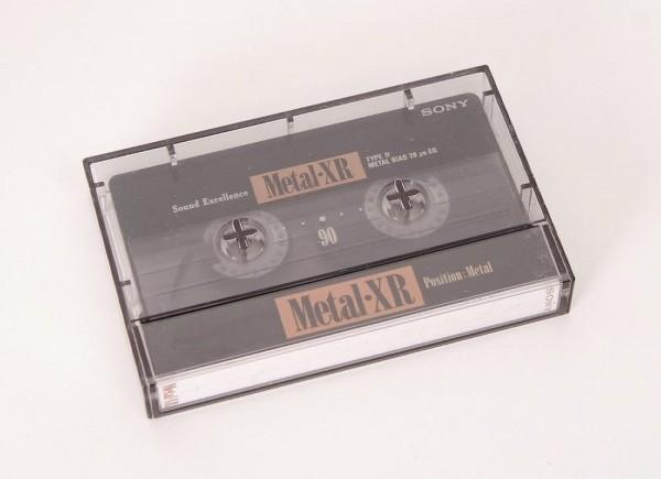 Sony Metal-XR 90