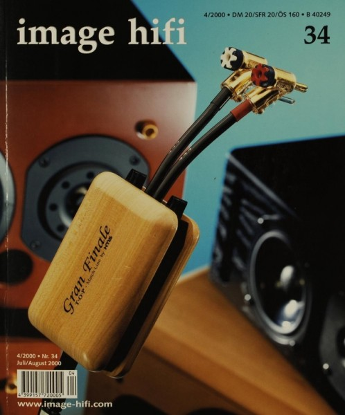 Image Hifi 4/2000 Zeitschrift