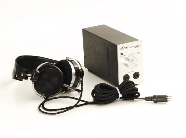 Stax SR-X MK III + SRD-7 Kopfhörer