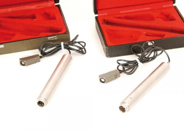 Sennheiser MH 125 Mikrofon + MK 12 Paar