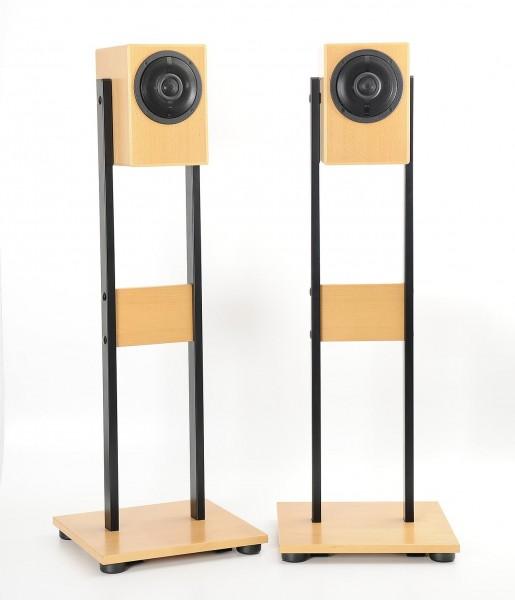 Musikelectronic Geithain RL906 mit Originalständern