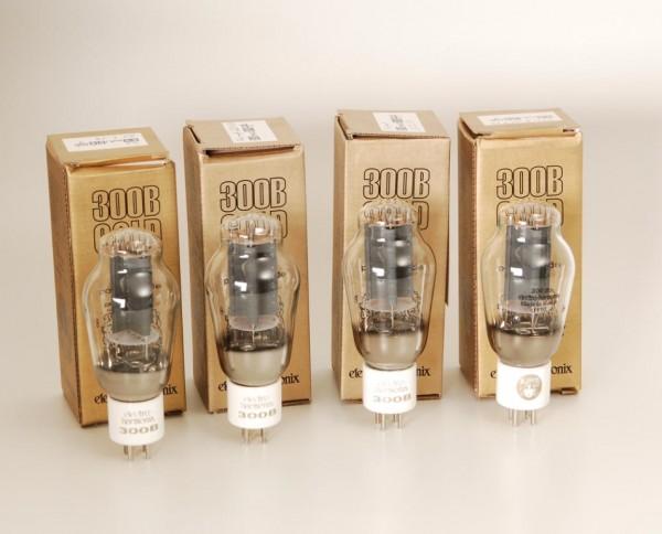 Electro Harmonix 300B Gold Quartett
