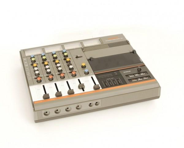 Fostex Model 250 Mischpult Mixer mit Tapedeck