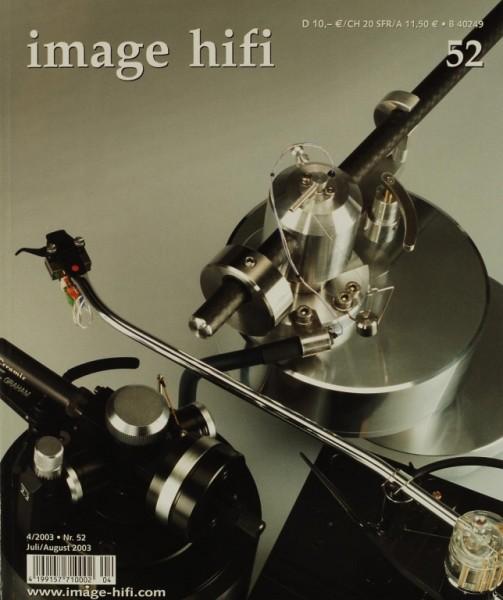 Image Hifi 4/2003 Zeitschrift