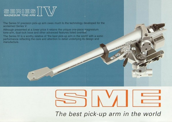 SME Serie IV Prospekt / Katalog