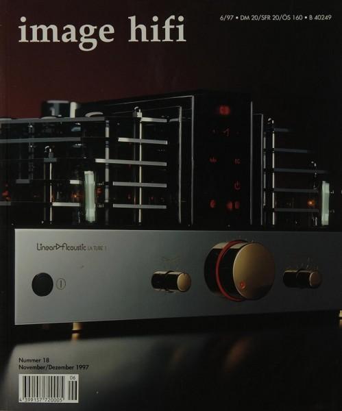 Image Hifi 6/1997 Zeitschrift