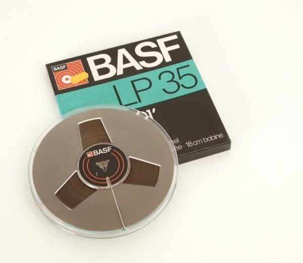 BASF Tonbänder 18er DIN Kunststoff 18 cm