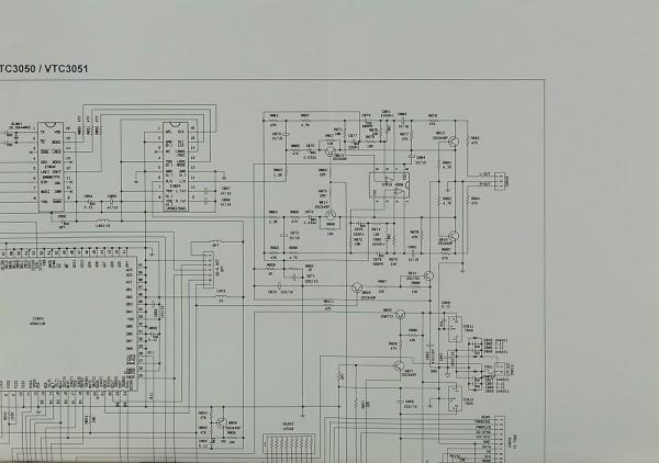 Universum Vtc 3050 Vtc 3051 Schematics Service Manual