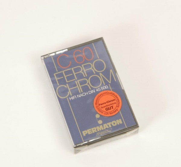 Permaton C 60 Ferro Chrom NEU!