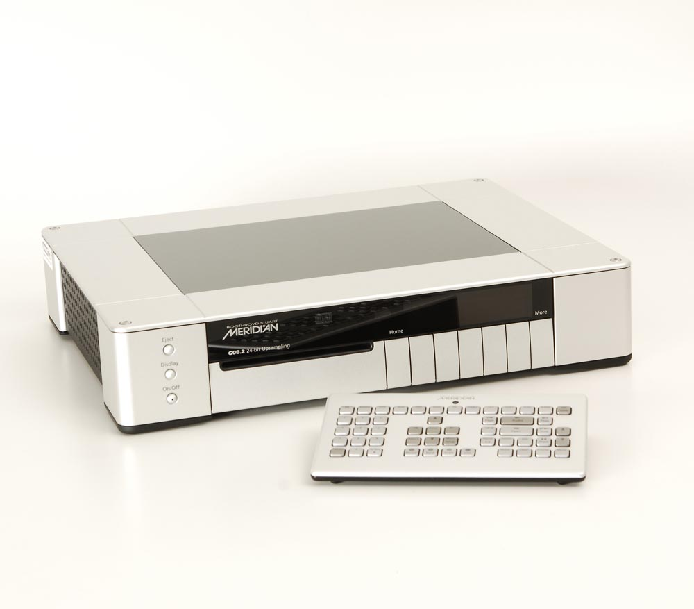 meridian g08 2 cd player cd ger te ger te. Black Bedroom Furniture Sets. Home Design Ideas