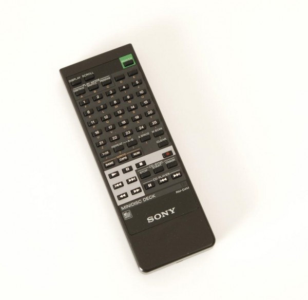 Sony RM-D4M Fernbedienung