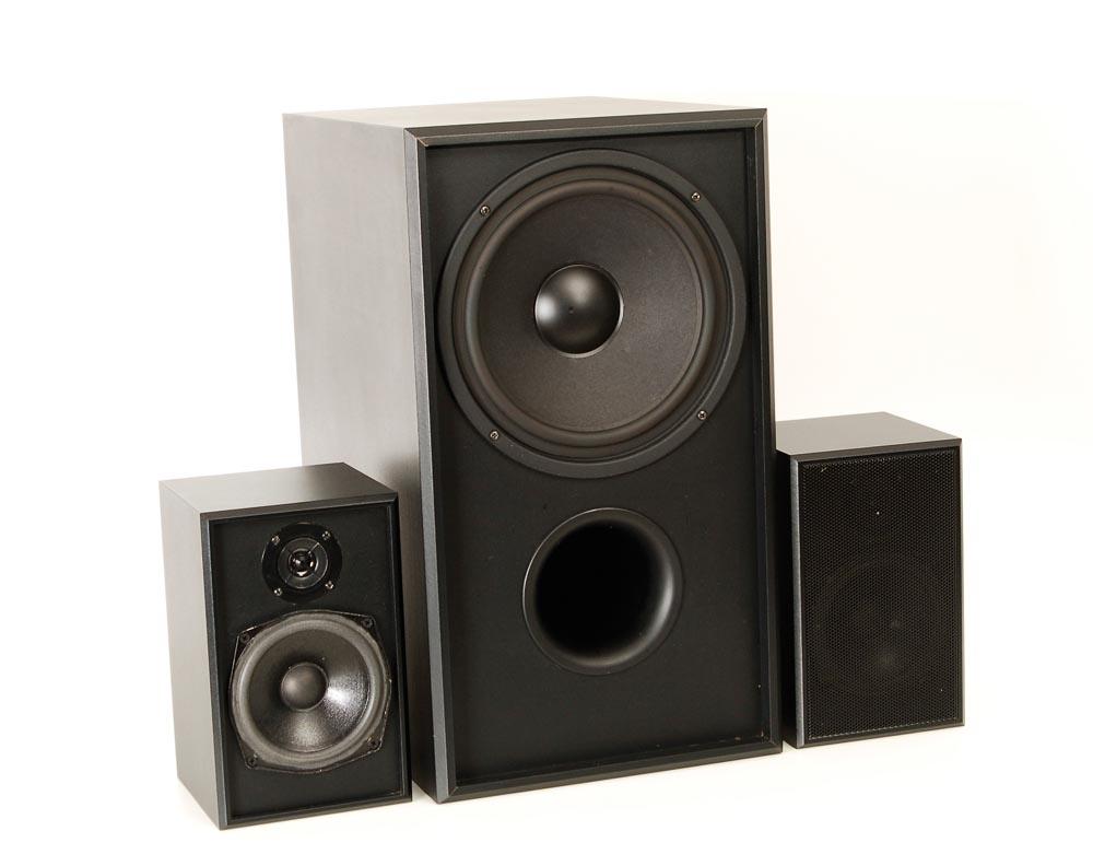Teufel M-800 + M-80 | Kompaktlautsprecher | Lautsprecher ...