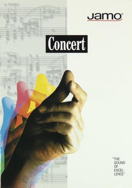 Jamo Concert 8 / Concert 11 / Concert Center Bedienungsanleitung