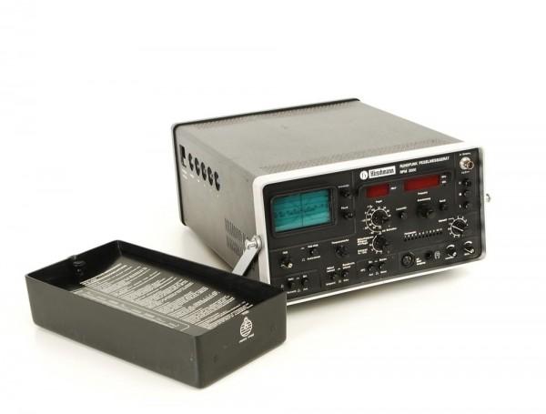Hirschmann RPM 2000 Rundfunk Pegelmessgerät