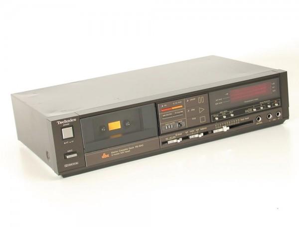 Technics RS-B 40 dbx