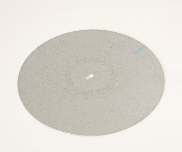 Bandteller grau 26,5 cm