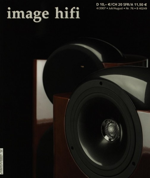 Image Hifi 4/2007 Zeitschrift