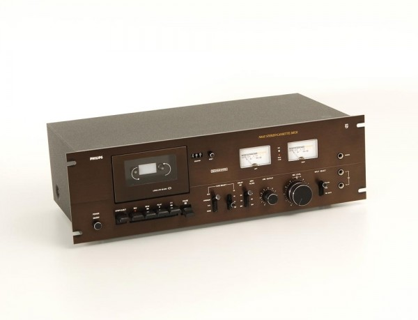 Philips N 2537 Tapedeck