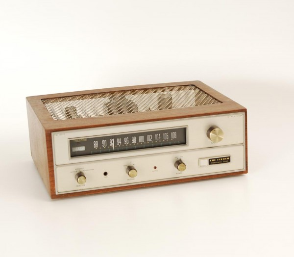 The Fisher FM-100 C