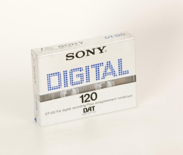 Sony DT-120 DAT-Kassette NEU!