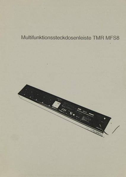 TMR MFS 8 Bedienungsanleitung