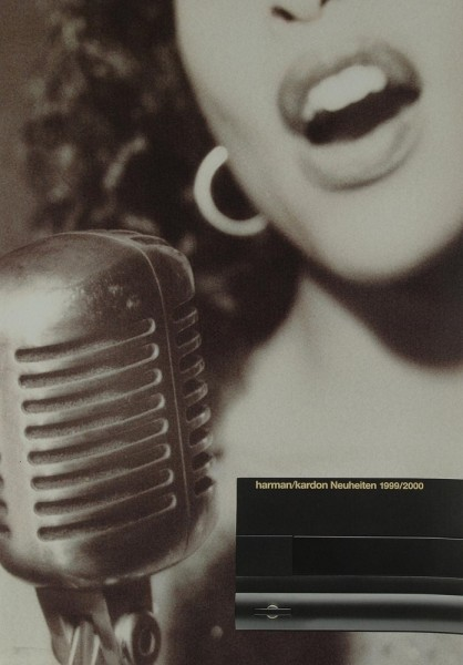 Harman / Kardon Neuheiten 1999 / 2000 Prospekt / Katalog
