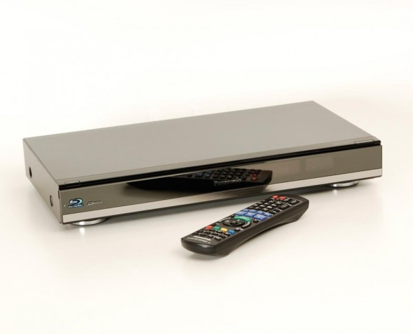 Panasonic DMR-BCT820 BluRay-Rekorder mit 1TB HDD