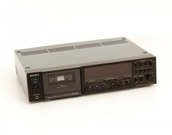 Sony TC-K 777 ES Tapedeck