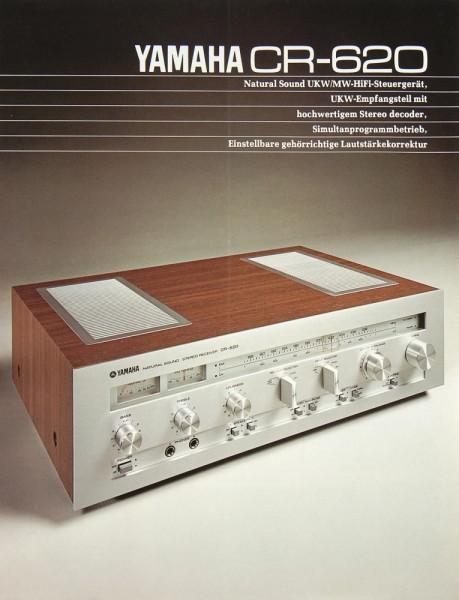 Yamaha CR-620 Prospekt / Katalog